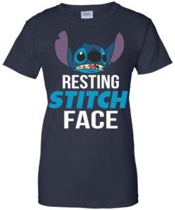 image 328 247x296px Resting Stitch Face Disney T Shirts, Hoodies, Sweater