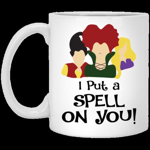 image 33 490x490px Hocus Pocus I Put A Spell On You Coffee Mug