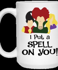 image 34 247x296px Hocus Pocus I Put A Spell On You Coffee Mug
