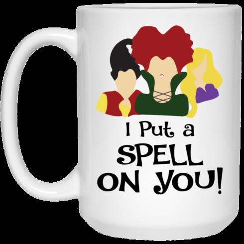 image 34 490x490px Hocus Pocus I Put A Spell On You Coffee Mug