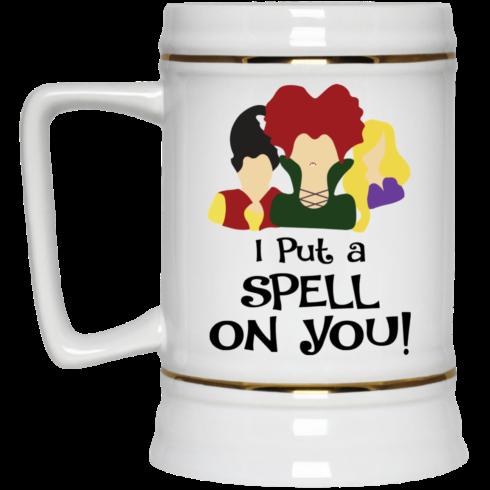 image 35 490x490px Hocus Pocus I Put A Spell On You Coffee Mug