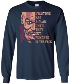 image 38 247x296px Mike Tyson: Everyone Has A Plan Until They Get Punched In The Face T Shirt
