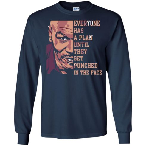 image 38 490x490px Mike Tyson: Everyone Has A Plan Until They Get Punched In The Face T Shirt