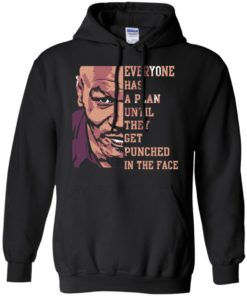 image 39 247x296px Mike Tyson: Everyone Has A Plan Until They Get Punched In The Face T Shirt