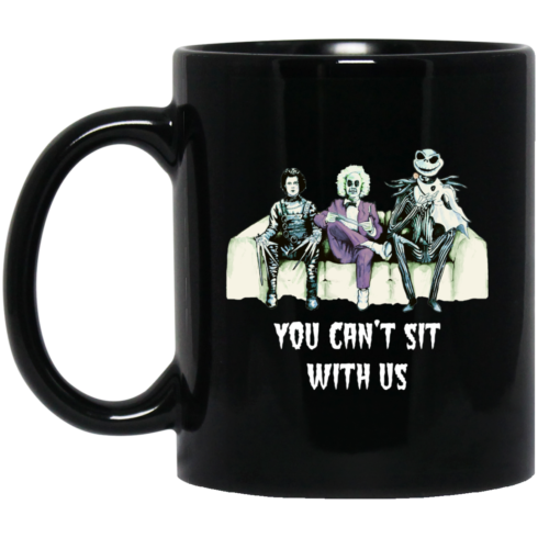image 39 490x490px Jack: You can's sit with us coffee mug