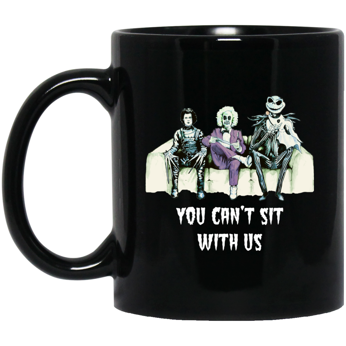 image 39px Jack: You can's sit with us coffee mug