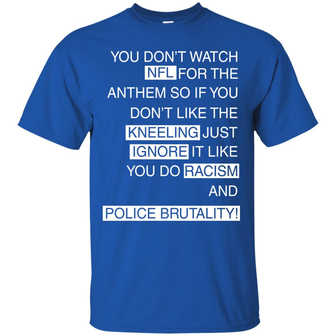 image 397px You Don't Watch NFL For The Anthem Both Side T Shirts, Hoodies