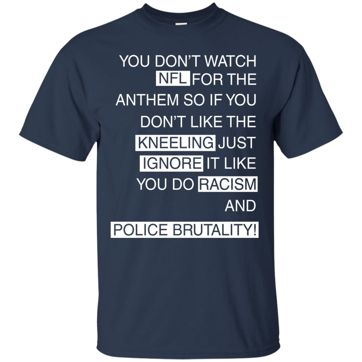 image 399px You Don't Watch NFL For The Anthem Both Side T Shirts, Hoodies