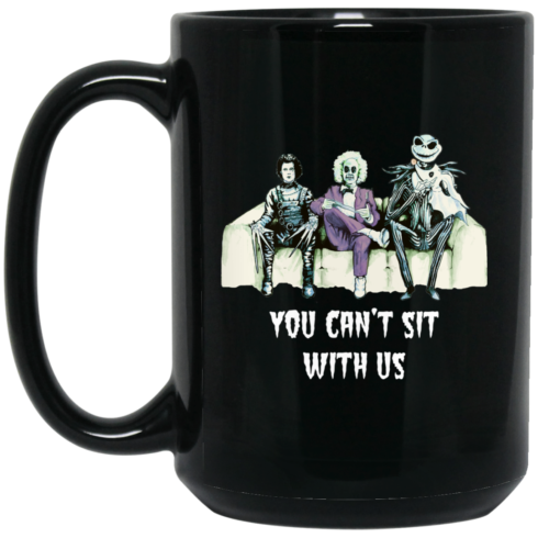 image 40 490x490px Jack: You can's sit with us coffee mug