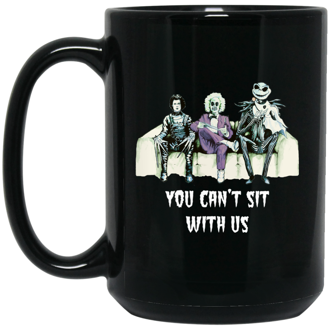 image 40px Jack: You can's sit with us coffee mug