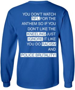 image 404 247x296px You Don't Watch NFL For The Anthem Both Side T Shirts, Hoodies