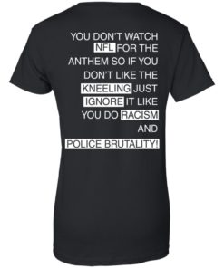 image 414 247x296px You Don't Watch NFL For The Anthem Both Side T Shirts, Hoodies