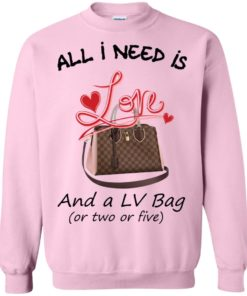 image 449 247x296px All I Need Is Love and a LV Bag or Two or Five Sweater