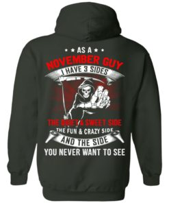 image 526 247x296px As a November guy I have 3 sides shirt,