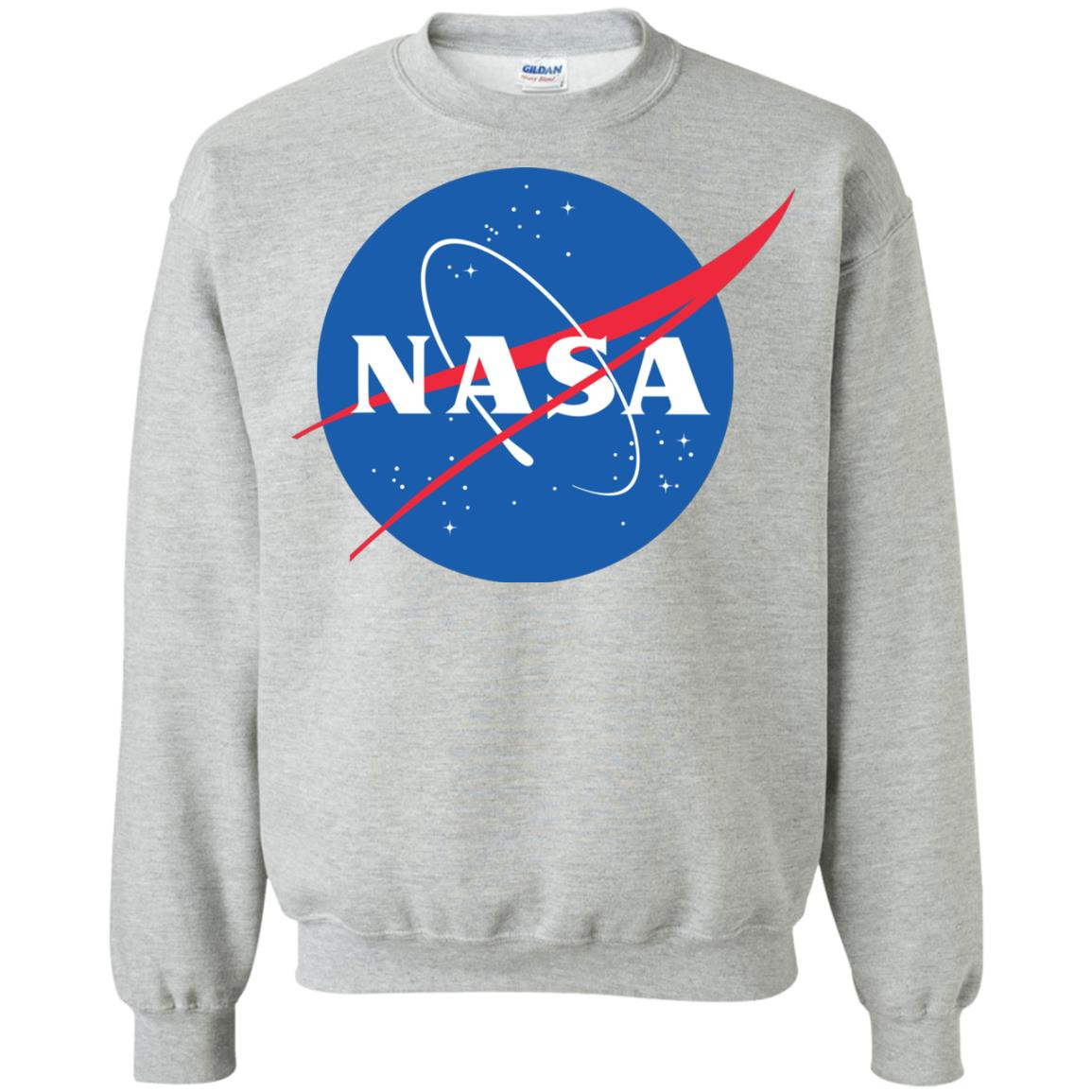 NASA Logo Sweater - Unisex Christmas Sweatshirt