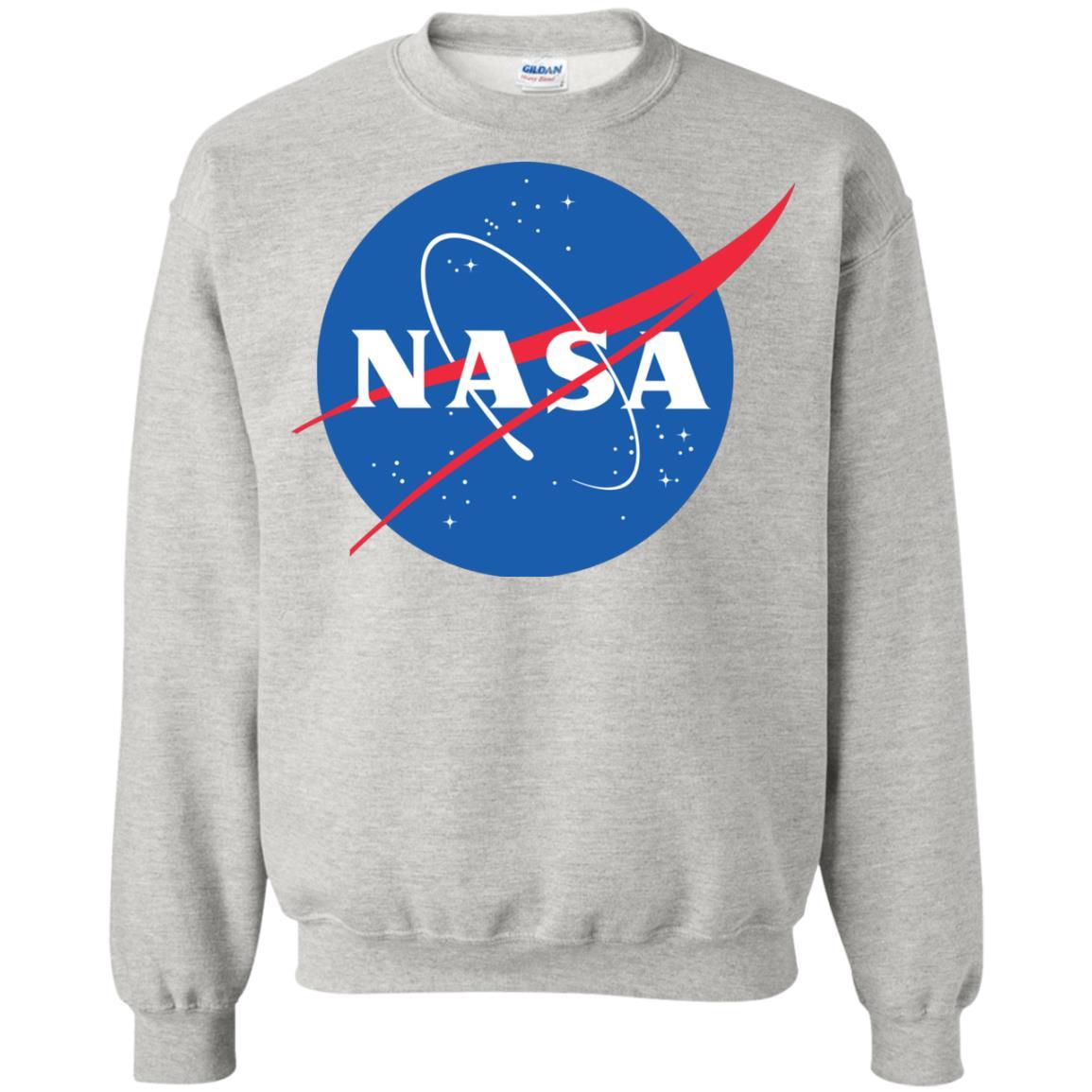 image 546px NASA Logo Sweater Unisex Christmas Sweatshirt