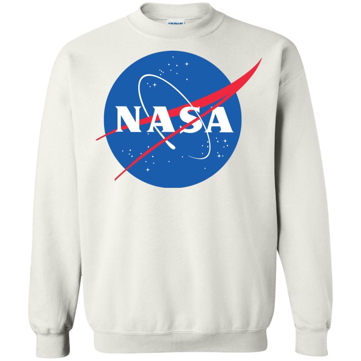 image 547px NASA Logo Sweater Unisex Christmas Sweatshirt
