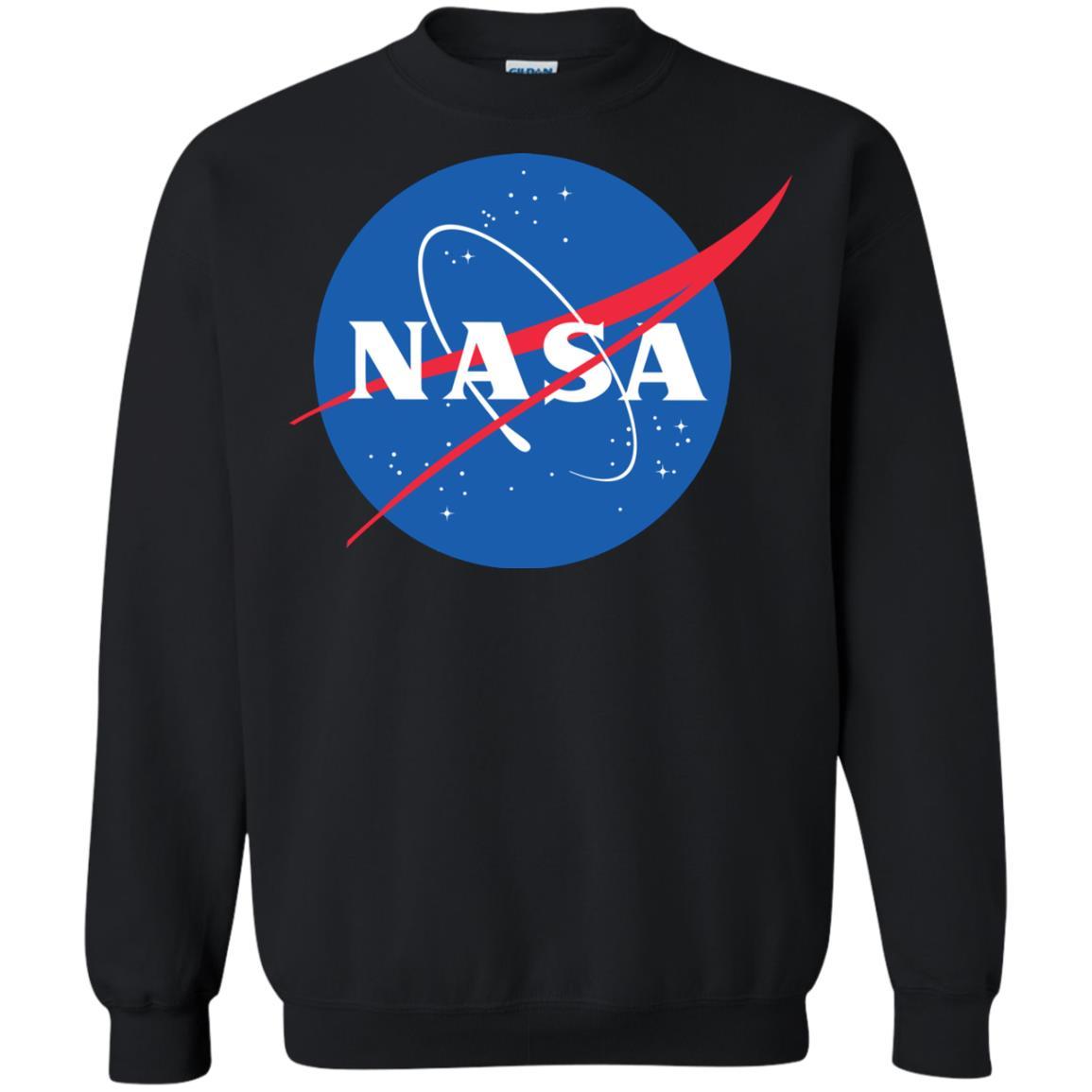 image 548px NASA Logo Sweater Unisex Christmas Sweatshirt