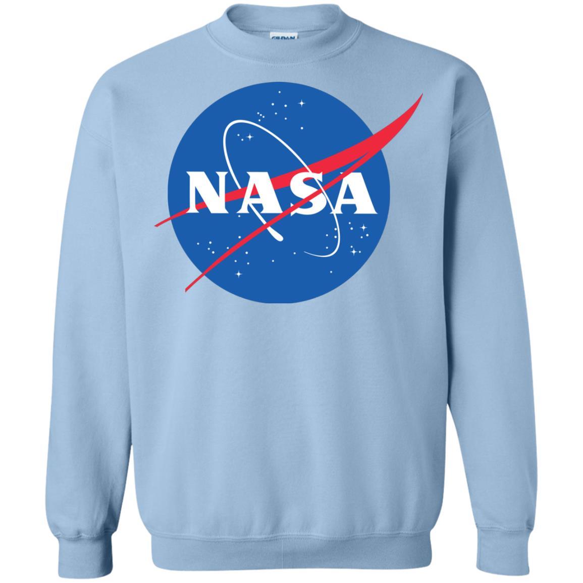 image 550px NASA Logo Sweater Unisex Christmas Sweatshirt