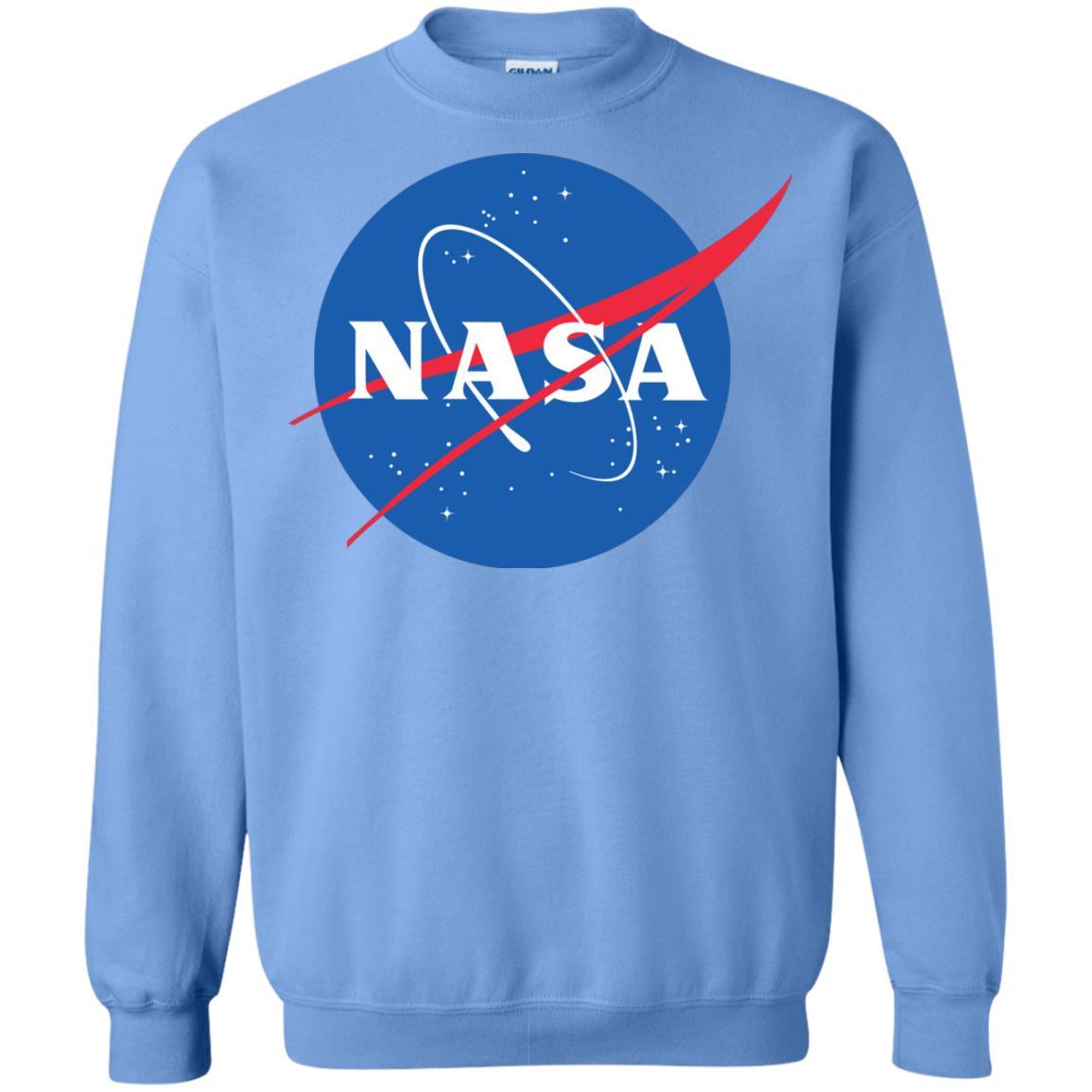 image 551px NASA Logo Sweater Unisex Christmas Sweatshirt