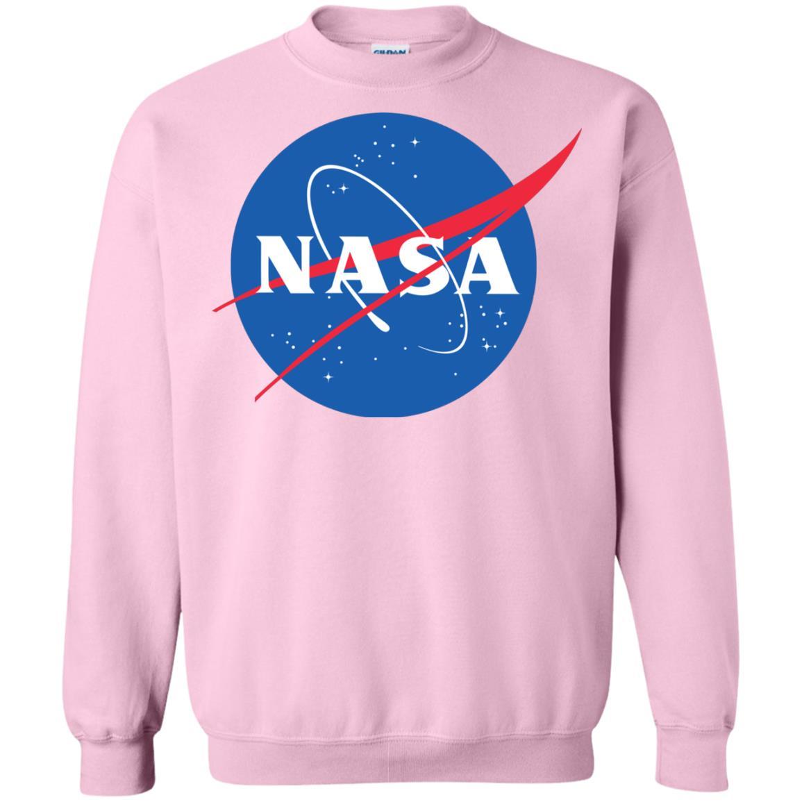 image 552px NASA Logo Sweater Unisex Christmas Sweatshirt