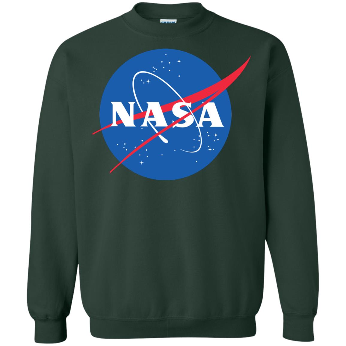 image 553px NASA Logo Sweater Unisex Christmas Sweatshirt
