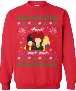 image 558 247x296px Hocus Pocus Amuck Ugly Christmas Sweater