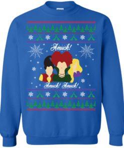 image 560 247x296px Hocus Pocus Amuck Ugly Christmas Sweater