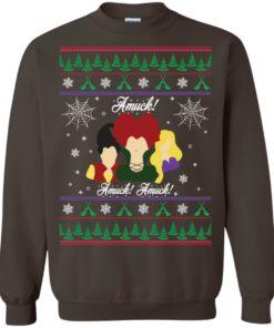 image 561 247x296px Hocus Pocus Amuck Ugly Christmas Sweater