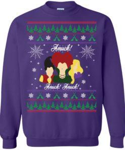 image 562 247x296px Hocus Pocus Amuck Ugly Christmas Sweater