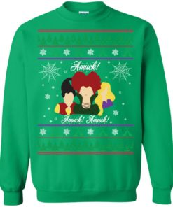image 564 247x296px Hocus Pocus Amuck Ugly Christmas Sweater