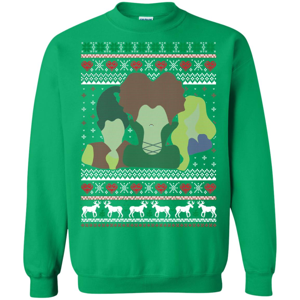 image 650px Hocus Pocus Ugly Christmas Sweater Shirt