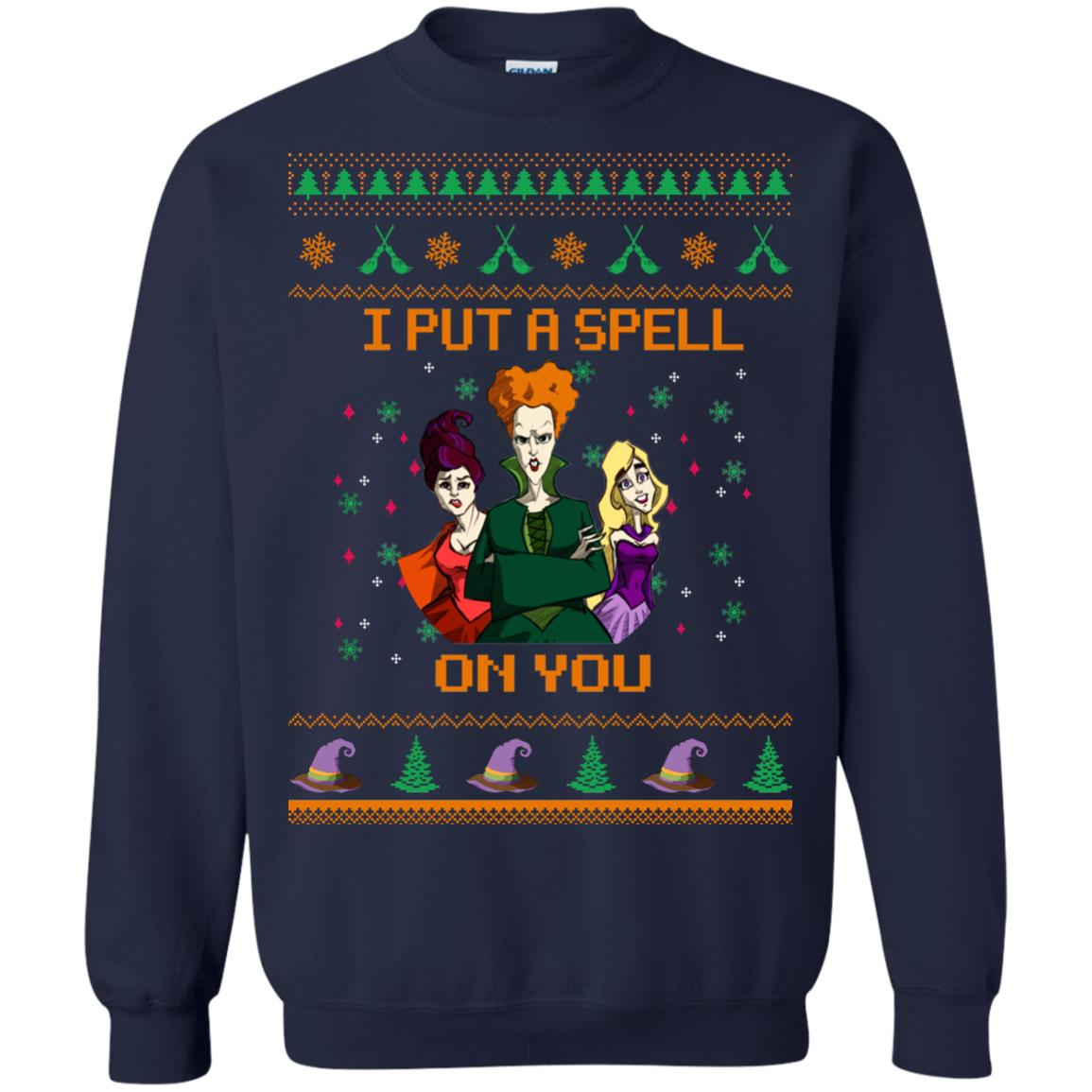 image 676px Hocus Pocus Put A Spell On You Christmas Sweater