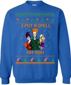 image 679 247x296px Hocus Pocus Put A Spell On You Christmas Sweater