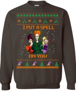 image 680 247x296px Hocus Pocus Put A Spell On You Christmas Sweater