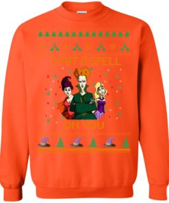 image 682 247x296px Hocus Pocus Put A Spell On You Christmas Sweater