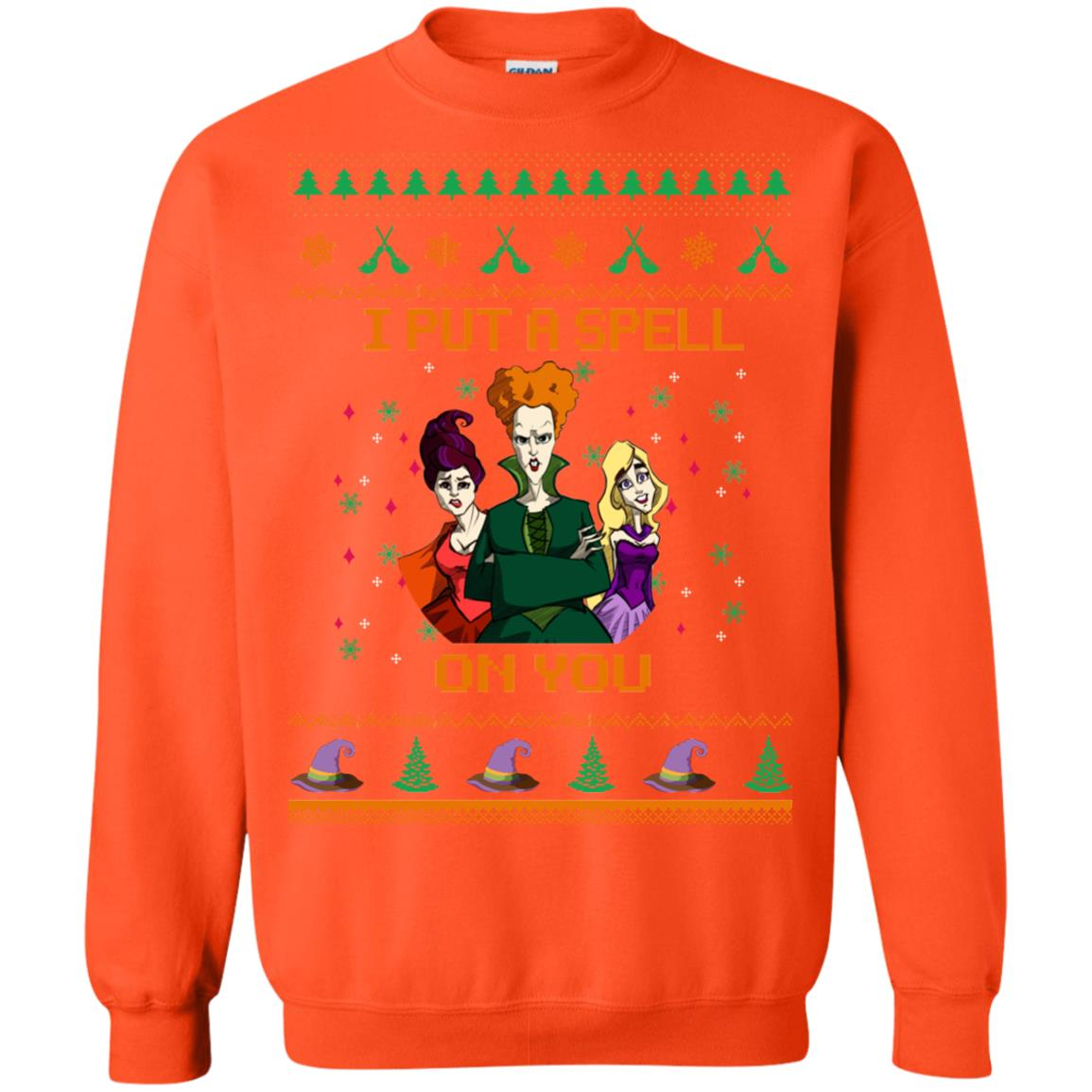 image 682px Hocus Pocus Put A Spell On You Christmas Sweater
