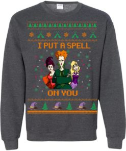image 684 247x296px Hocus Pocus Put A Spell On You Christmas Sweater