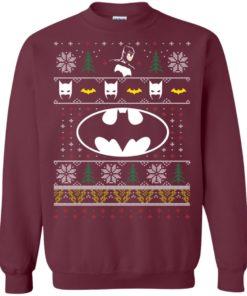 image 777 247x296px Batman Ugly Christmas Sweater
