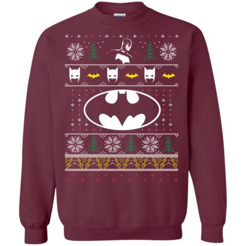 image 777 490x490px Batman Ugly Christmas Sweater