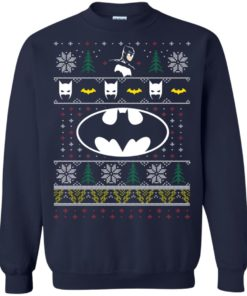 image 778 247x296px Batman Ugly Christmas Sweater