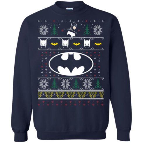 image 778 490x490px Batman Ugly Christmas Sweater