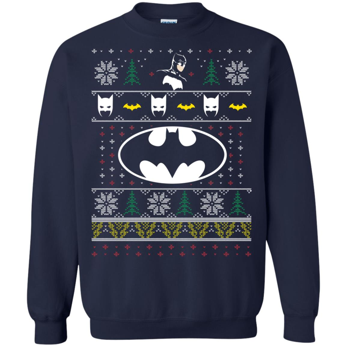 image 778px Batman Ugly Christmas Sweater