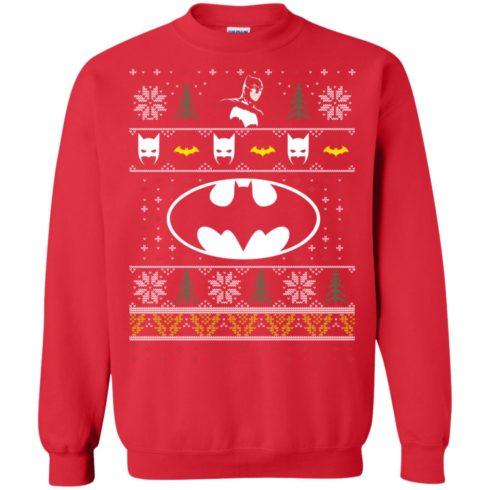 image 779 490x490px Batman Ugly Christmas Sweater