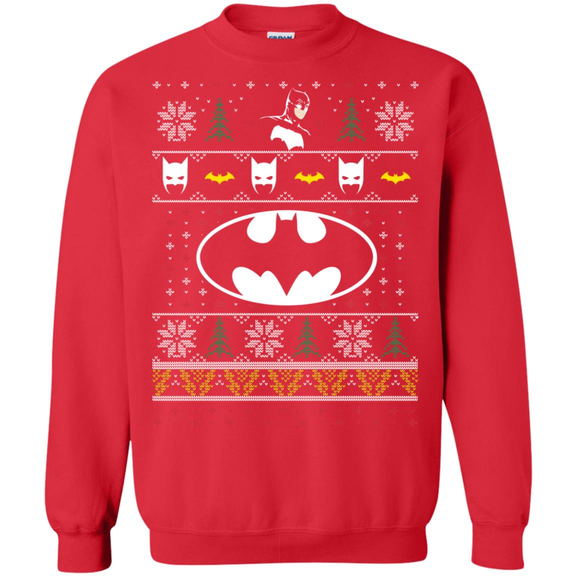image 779px Batman Ugly Christmas Sweater