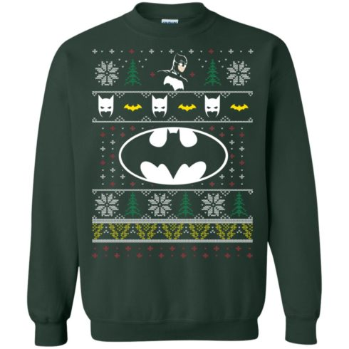 image 780 490x490px Batman Ugly Christmas Sweater