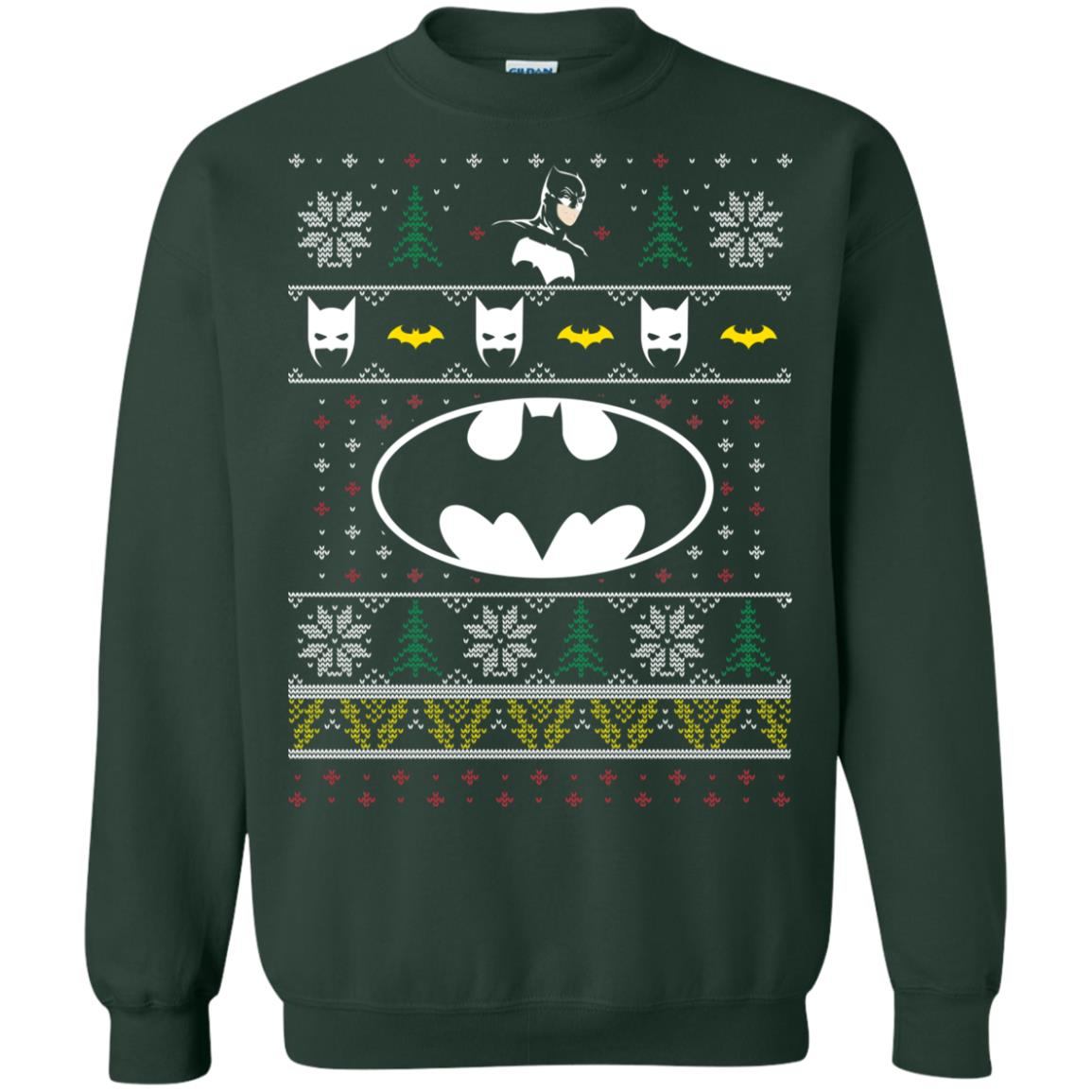 image 780px Batman Ugly Christmas Sweater