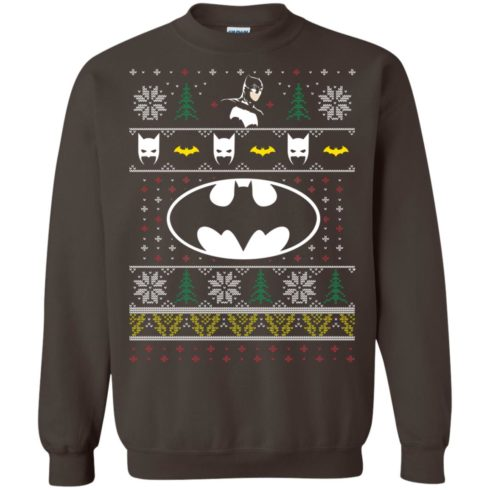 image 782 490x490px Batman Ugly Christmas Sweater