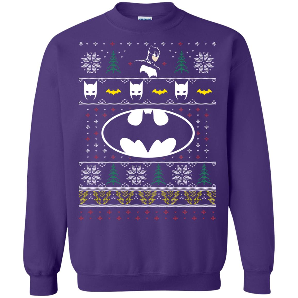 image 783px Batman Ugly Christmas Sweater