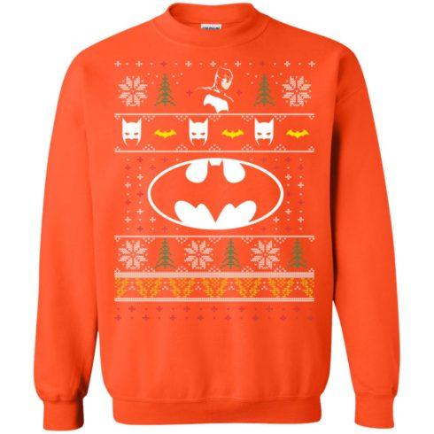 image 784 490x490px Batman Ugly Christmas Sweater